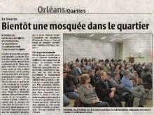 Extrait de la république du centre du 07/02/2011